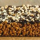 No-Bake Crispy Chocolate Peanut Butter Bars