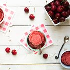 Keep Cool with Homemade Cherry Ice