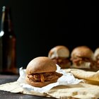 Slow Cooker Chipotle Beer Chicken Sliders