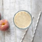 Sugar-Free Peaches and Cream Smoothie