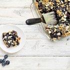 Coconut Almond Blueberry Crumb Bars — An Easy, Gluten-Free Dessert