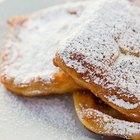 No-Rise Pâte à Choux Beignets
