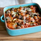 Lasagna Style Cheesy Baked Summer Vegetables