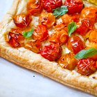 Five-Ingredient Spicy Tomato Tart