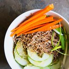 Cold Sesame Soba Noodle Salad School Lunch Recipe