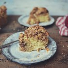 Apple Pie Crumb Cake: Three Desserts in One