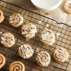 Sweet Potato Cinnamon Roll Cookies