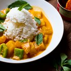 Thai Pumpkin Curry