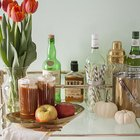 How to Restyle Your Bar Cart with Spiked Apple Cider