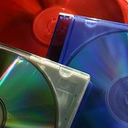 CDs are generally used for audio while DVDs are generally used for audio and video.