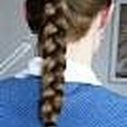 How to Teach Yourself to Braid Your Own Hair