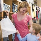 How to Convince Mom to Buy You Clothes