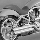 The easiest way to make your Harley louder with factory pipes is to cut out the baffles.