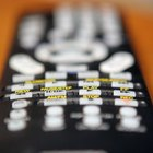 Use the number pad on your remote to program it.
