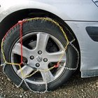 Install Tire Chains