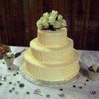 How to Make a 3-Tier Wedding Cake