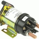 An alternator diode is an important part of the automotive electrical system.