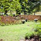 How to Plan a Small Wedding in a Garden