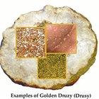 What Is Golden Druzy?