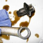 Fix a Leaking Oil Drain Plug