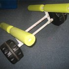 How to Make a Canoe Carrier
