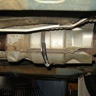 Punching out your catalytic converter should be done only if absolutely necessary.