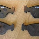 The brake calipers can cause uneven brake wear.
