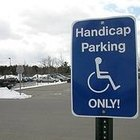 Designated Parking Space