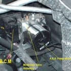The TCM monitors conditions to determine when shift your transmission.