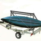 How to Build a Canoe Rack on a Utility Trailer