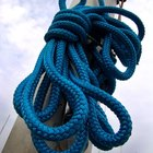 How to Color Polypropylene Rope