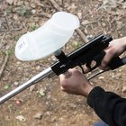 How to Make My Paintball Gun Shoot Harder