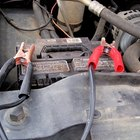 Car batteries are stamped with a code that indicates the date of its manufacture.