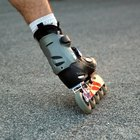 How do I Repair The Ankle Tightener on Rollerblades?