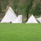 Advantages of Living in a Teepee