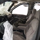 Airbags must be signaled by sensors before they can spring into action.