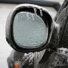 Defrost a Car Window Without a Heater