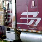 Many large vehicles, such as tractor-trailer trucks, reqire a commercial driver's license to operate.