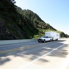 The towing of a travel trailer is made safer by the installation of a sway control kit.