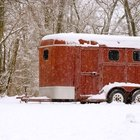 How to Convert a Used Horse Trailer to a Camper