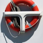 How to Tie a Line to a Ring Buoy