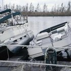 How to Repair a Pontoon Leak