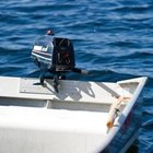 How to Disconnect the Shift Linkage in a Johnson Outboard
