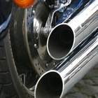 Muffler size and design directly affects the sound ouput by the exhaust system.