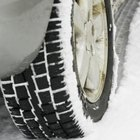 Traction control applies the brakes to the drive wheel of the Chevy Malibu to prevent the wheels from slipping.