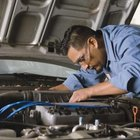 Repair a Toyota Corolla Air Conditioner