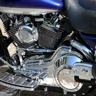 Remove the Inner Primary Cover From a Harley