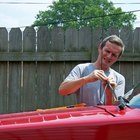 Installing Bosch wipers on the your windshield should take less than 10 minutes.