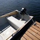How to Fix an Outboard Motor Water Pump