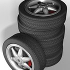 Snow tires improve vehicle traction and handling in snowy conditions.